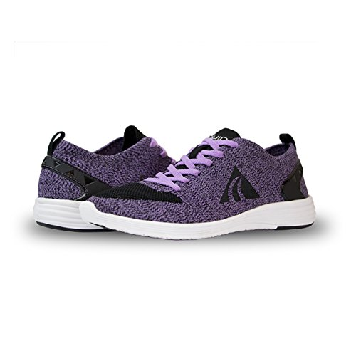 Alicia+Women%27s+Lightweight+Knit+Running+Shoes+-+Athletic+Mesh+Comfortable+Walking+Shoes+-+Great+for+Sports+and+Outdoor+Activities