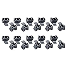 Pro Pack of 20Pcs, Compact Blumotion 86D Angle Restriction Clip, Nylon