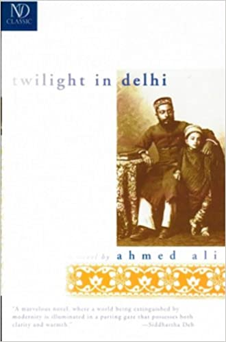 ahmed ali twilight in delhi pdf