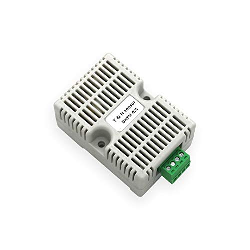 SHAPB Temperature and Humidity Transmitter Detection Sensor Module Collector Analog Output 0-5V/0-10V (Module Outputs Analog 4)
