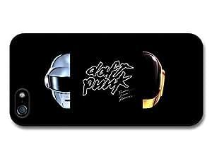 Accessories Daft Punk Helmet Black Random Access Memories Case For Iphone 5/5S Cover