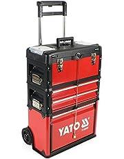 Yato Yt-09101, Instrument, winkelmand bestaat uit 3 delen