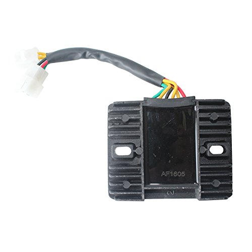 6 Wires Voltage Regulator Rectifier for CF 250 250cc CF172MM Water Cooled ATV Quad Bike Go Kart Moped Scooter