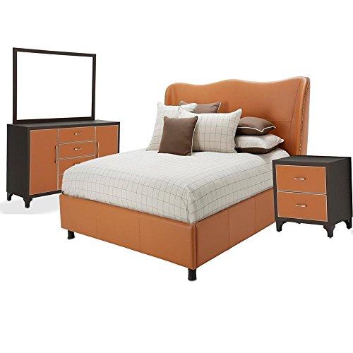 Dumont Bedroom Set King: 6-Drawer Dressers