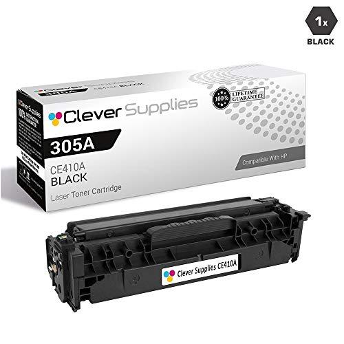 CS Compatible for HP PRO 400 COLOR M451DN CE410X Black HP 30