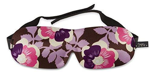 Blinks Luxury Ultralight Comfortable Contoured Eye Sleep Mask/Blindfold for Travel & Sleep - Violas