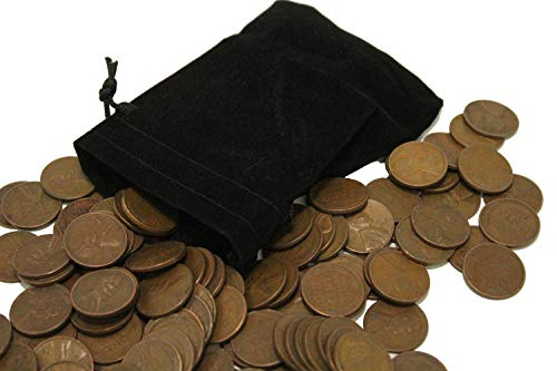1909-1958 1-Pound Lincoln Wheat Cent Grab Bag