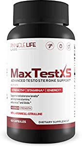 Sweepstakes: Max Test XS- Advanced Testosterone Support-…