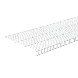Amazon Com Closetmaid 1396 Close Mesh Wire Shelf 72 Inch