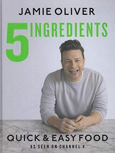 5 Ingredients Quick and Easy Food