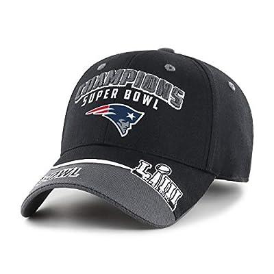 OTS NFL New England Patriots Super Bowl LIII Champions Grand Canyon All-Star Adjustable Hat