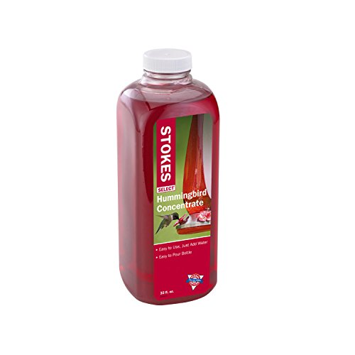 Stokes Select Red Hummingbird Liquid Concentrate, 32 oz by Stokes Select