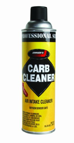 Johnsen's 4642C California VOC Compliant Carburetor Cleaner - 16.25 oz. by Johnsen's (Image #1)