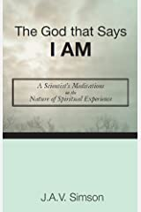 The God that Says I Am Kindle Edition