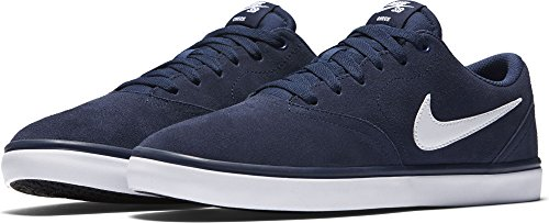 Navy Skate Homme Chaussures Azul Solar midnight azul Sb Check De white Nike qvZRXwY