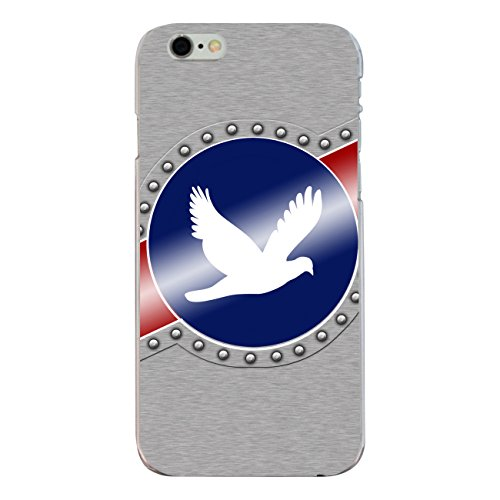 "Disagu Design Case Coque pour Apple iPhone 6 Housse etui coque pochette ""Peace"""