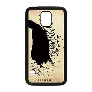 Batman OR30RU3 funda Samsung Galaxy S5 teléfono celular caso funda S2LK3W4VB