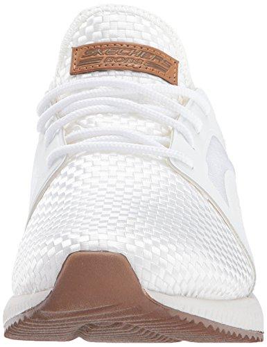 Skechers Damen Bobs Sport-Insta Cool Sneaker Weiß (White)