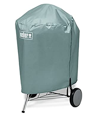Weber 7176 Weber 22 Inch Charcoal Kettle Grill Cover by Weber-Stephen Products