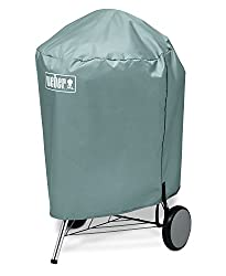 Weber 7176 22 Inch Charcoal Kettle Grill Cover