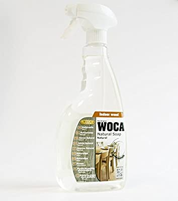 Woca Denmark - Natural Soap 0.75 Liter Spray