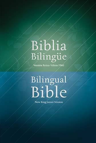 Biblia bilingue RVR1960 / NKJV (Spanish Edition)]()