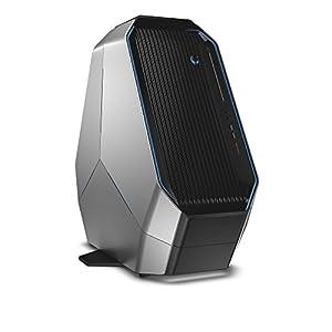 Alienware Area-51 a51R2-8235SLV Tower Desktop (Intel Core i7-5820K 3.3GHz Processor, 16 GB RAM, 2 TB HDD + 128 GB SDD, Windows 10) Epic Silver