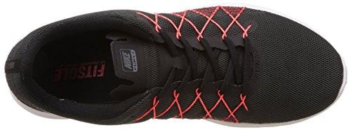 Nike Tanjun 844887-010 844887-010 Hmtt Nero/Metallico/Università Rosso/Ttl C