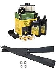 John Deere Original Equipment Model X300 Maintenance Kit + Standard Blades