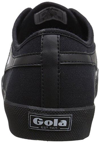 Gola Mens Dalbana Mode Sneaker Svart / Svart / Svart