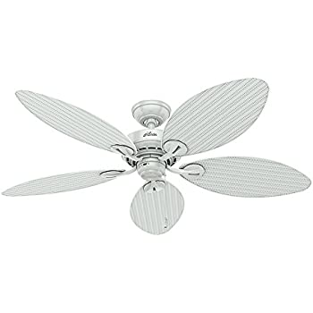 leaf blades minimalist with fan ceiling palm interior decor s