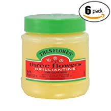 6pk - Three Flowers - Brilliantine - Tres Flores - Solid by Alivio Vital