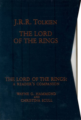 The Lord of the Rings Boxed Set: Amazon.es: J. R. R. Tolkien ...