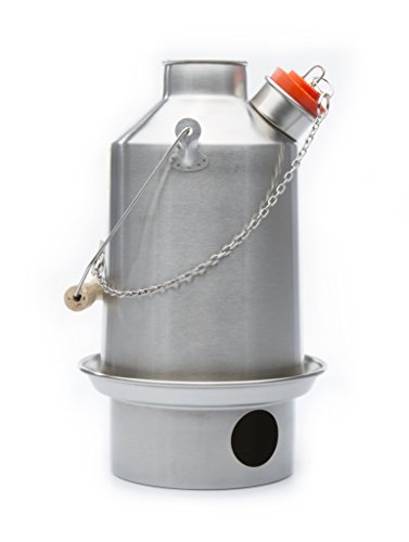 Kelly Kettle Medium Stainless Steel Scout