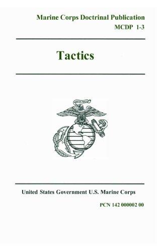 Marine Corps Doctrinal Publication MCDP 1-3 Tactics 30 July 1997