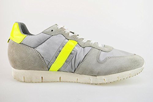CULT Sneakers Herren 41 EU Grau Wildleder Textile AH887