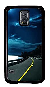 original Samsung Galaxy S5 cases Highway PC Black Custom Samsung Galaxy S5 Case Cover