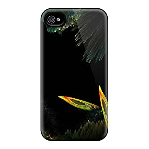 ZhiqiangYao Scratch-free Phone Cases For Iphone 6- Retail Packaging - Coral Sea