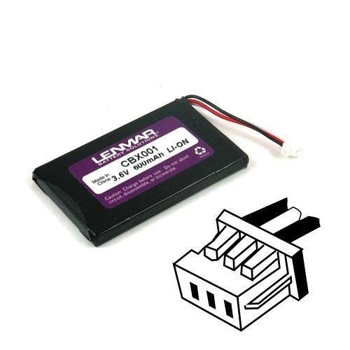 Lenmar CBX001 Li-Ion Replacement Battery for Uniden BBTY0...