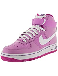 Youth Air Force 1 High Boys Basketball Shoes. NIKE