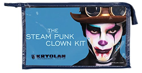 Kryolan Steam Punk Clown Kit 3009/06]()