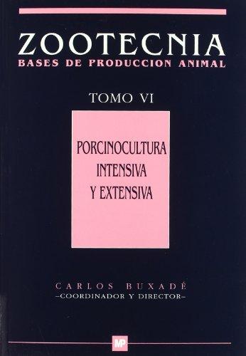 Descargar Libro Porcinocultura Intensiva Y Extensiva. C. (coord.) Buxade