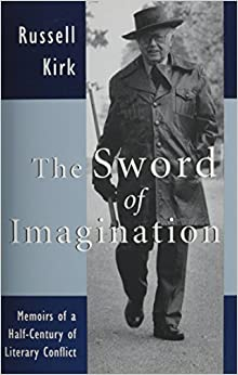 Book The Sword of Imagination: Memoirs of a Half-Century of Literary Conflict