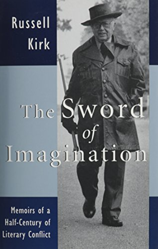 The Sword of Imagination: Memoirs of a Half-Century of