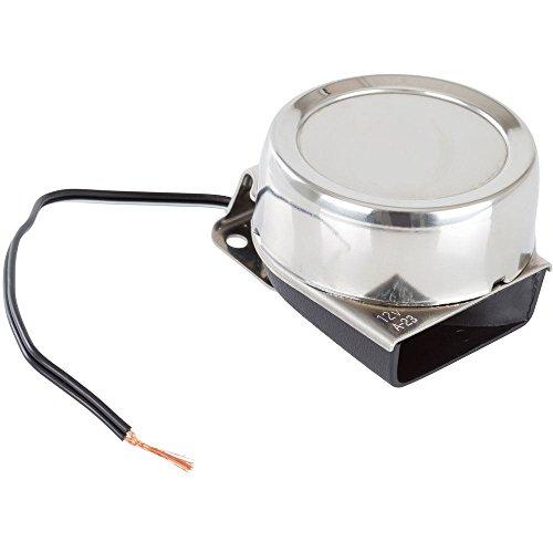 105 dB Compact Electric Mini Marine Horn 12V 4-Amp