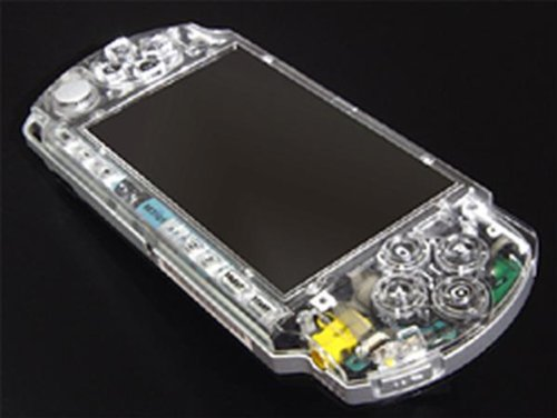 (XCM FACE PLATE FOR PSP 3000 *CRYSTAL*)