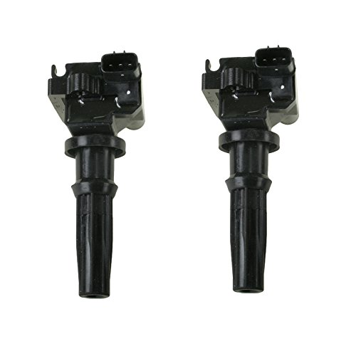 Kia Magentis Set - Ignition Coil SET of 2 Pair for Kia Optima Magentis Sonata Santa Fe 2.4L