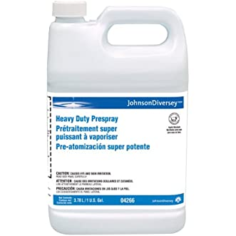 Diversey Care Heavy Duty Soil-Loosening Carpet Prespray, 1 Gallon Bottle
