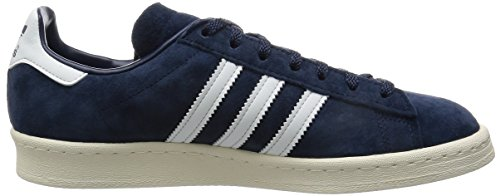 Adidas Campus 80s Japan Pack Vntg - S82740 Bianco-blu Navy