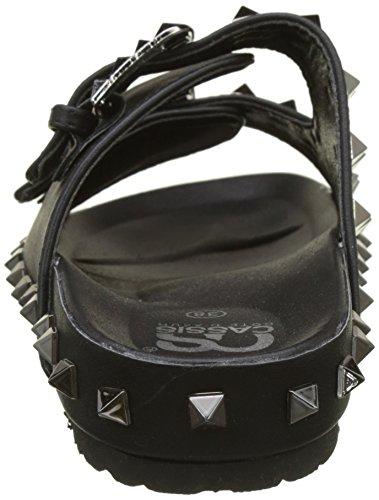 Mules Femme D'AZUR Noir Kimberly Noir COTE CASSIS qn0WpPt6